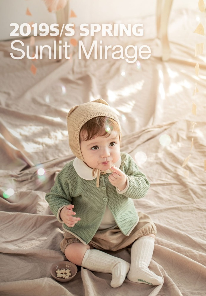 2019S/S Spring The Sunlit Mirage